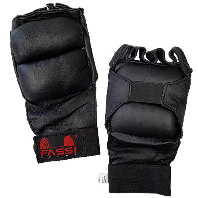 marchi riconosciuti alta qualità negozio online Guantoni Fassi Sport SemiContact Guanti Pugilato Fit Boxe Kombat e ...